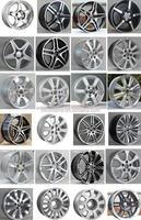 35mm,15mm,50mm,40mm,10mm,30mm,45mm,18mm ET and PAINTING/ML/MS/HS/HB/CHROME/VC Finishing alloy wheel