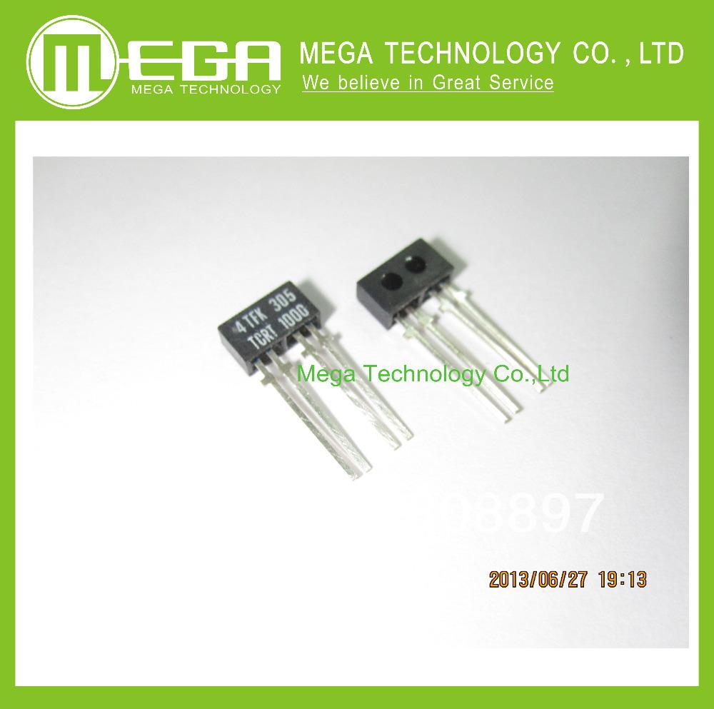 Reflective Optical Sensor with Transistor Output