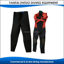 flexible best quality neoprene diving wetsuit pants