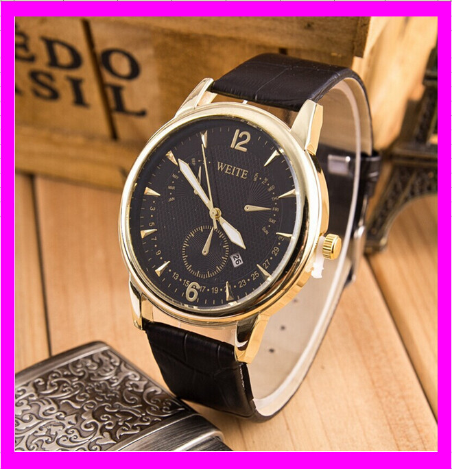 KD2664 New arrival gold digital watch men wholesale