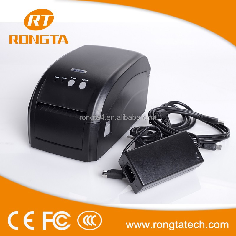 Direct Thermal Printer RP80VI Support Various Label Printing Softwares