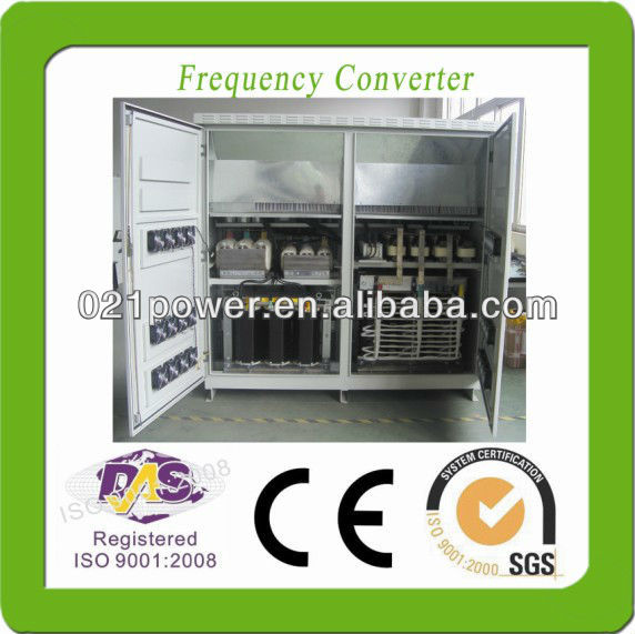 static frequency converter 1 to 3 phase