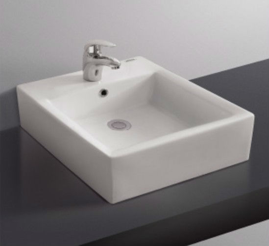 Hot Design Ceramic Bathroom Art Basin