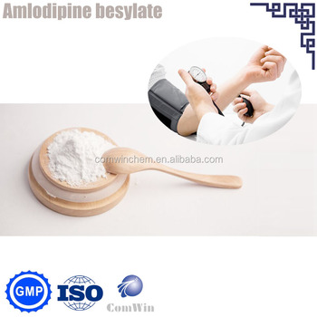 characteristic Amlodipine besylate Pharma ingredient Blood System Agents