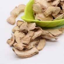 Non-pollution High Quality Dried Vegetable Ginger Flakes