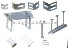 stainless steel wall anchor,marble backet,stone cladding fixing