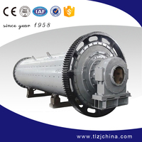 High capacity coal milling machine, coal grinding ball mill