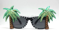 Palm Tree Funny Party Glasses(CL695)