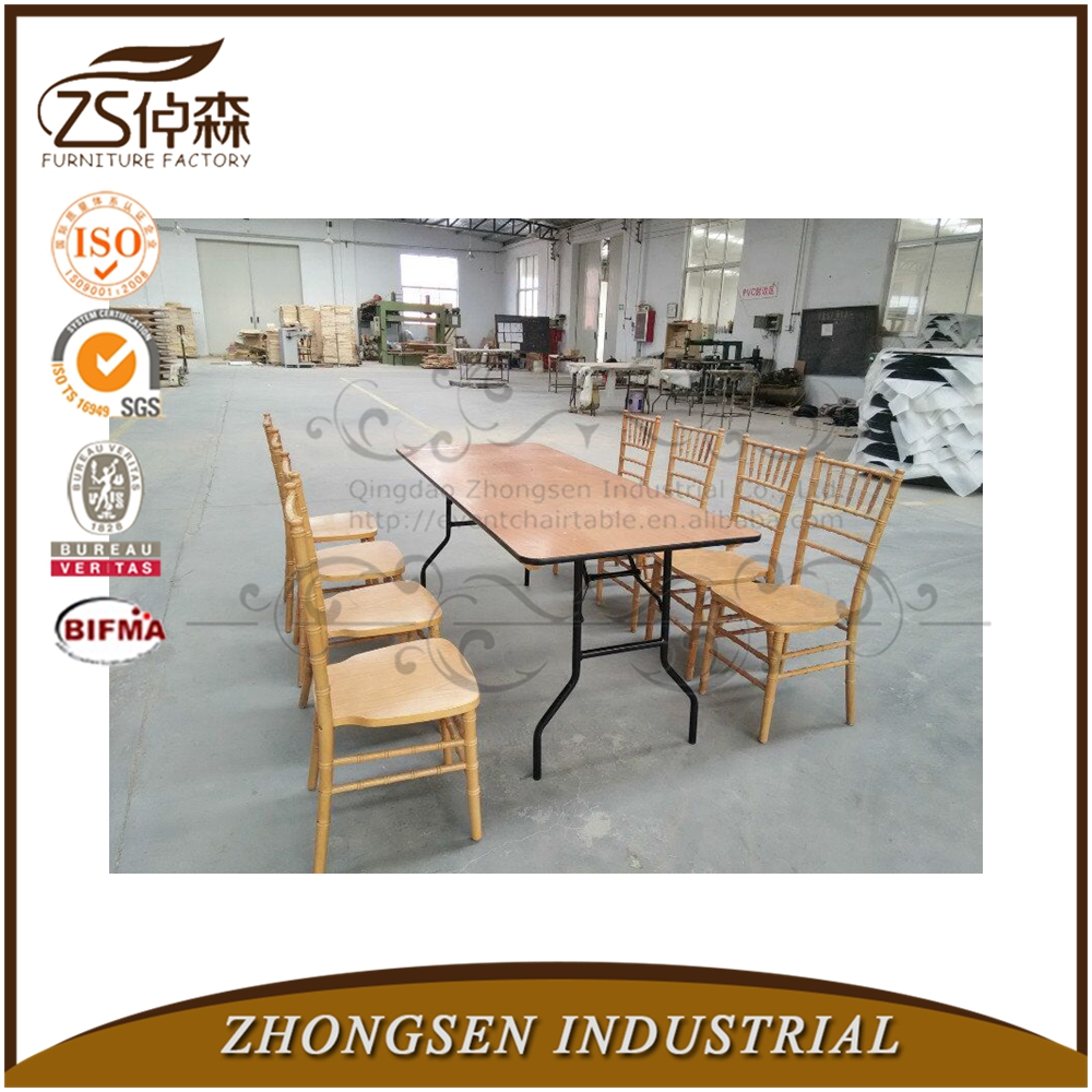 Classic Rental Folding Banquet Table