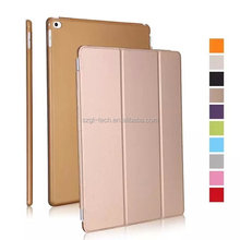 Smart cover case with PC back for iPad Pro