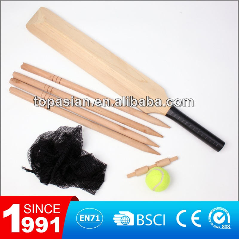 Tennis cricket bat/ Cricket tennis ball/ Beach cricket set