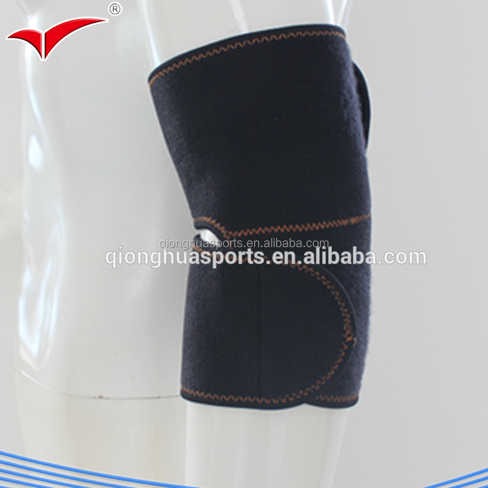 QH-0246C Professional Neoprene protective rigid tennis elbow support elbow brace