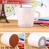 Coffee Cup Bluetooth Speaker with Voice Record