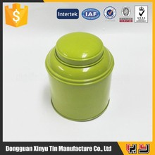 Metal Tin Container for Tea Herbal Boxes