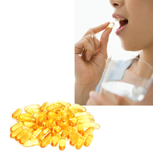 Fish oil softgel capsules in bulk or private label