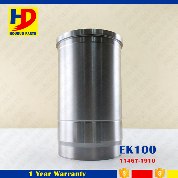 EK100 Cylinder Liner For Diesel Engine 11467-1910