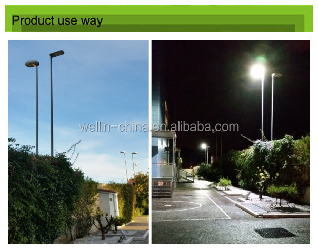 High Quality 50w Cheap LED Street Light Retrofit with Years Warranty LED Parking Lot Light