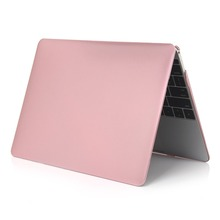 hot sell gold rose gold pink laptop shell case for mac book air 13 aluminum case phone call notebook