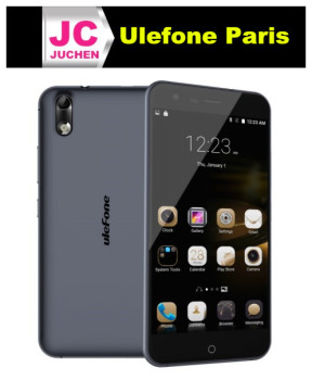 5.0 inch Ulefone Paris 4G LTE Smartphone MT6753 Octa Core 2GB/16GB 13MP 1280X720p Screen Mobile Phone