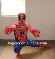 2013 New Item Of Amazing Spiderman Cartoon Mascot Costume For Sale(OEM Is Welcome)