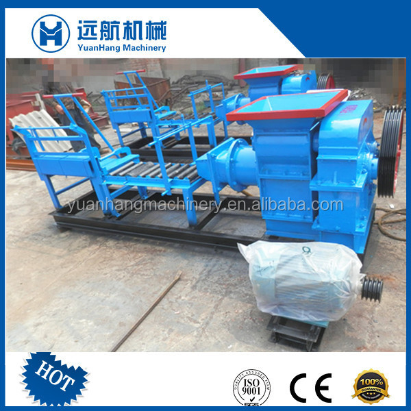 Nepal Red Small Cost Mud Solid Electrical Auto Production Line  Bricks