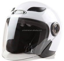Helmet ABS material DOT approved cheap price open face motorcycle helmet for sale