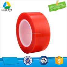 high-temperature resistant double side PET red film tape