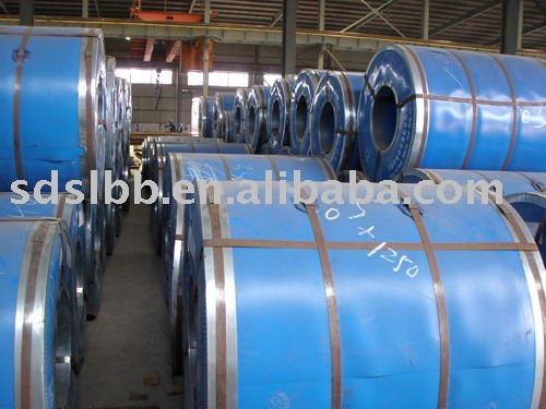 Galvanized Steel Coil Specification