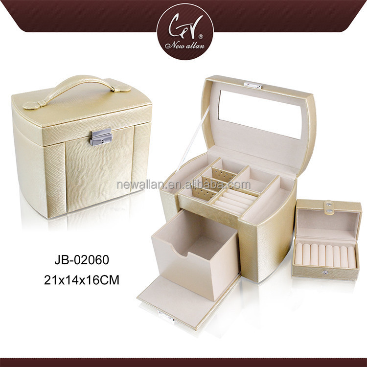 Hotel Disposable Jewellery Ring Boxes Cosmetic Case And Box