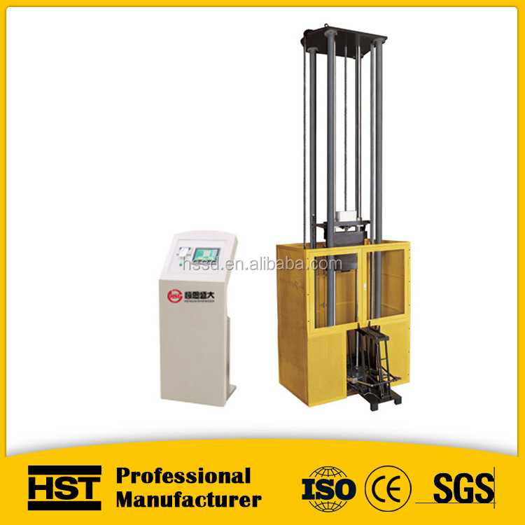 4000J steel falling ball impact testing machine GB/T ASTM approval