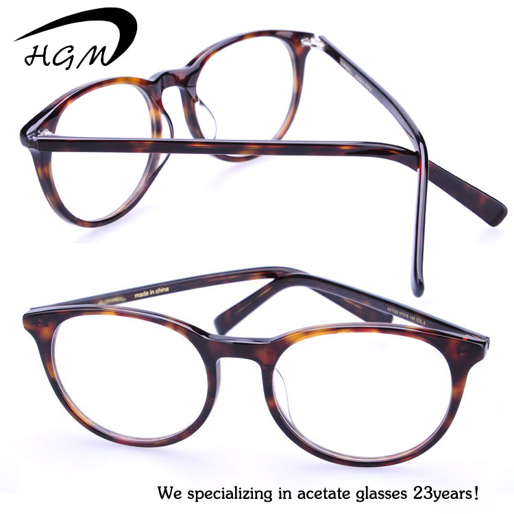 Handmade acetate 2014 new style glasses frame