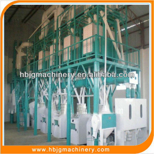 High quality guatantee cyclone for flour mill