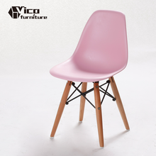 China manufacturer best price kindergarten home modern plastic kid chair