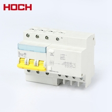 Electronic type residual current RCCB earth leakage circuit breaker