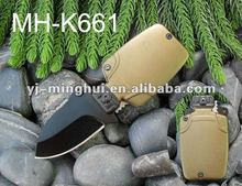2012 best selling gift pocket knife stainless steel