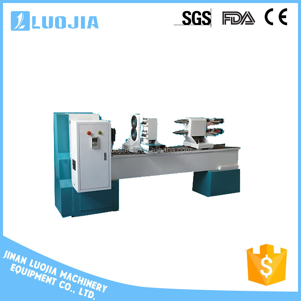 wood lather machine/cnc turning machine for table legs/CNC wood lather machine price