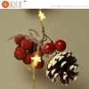 LED Christmas light LED garland light LED copper wire string lights for Christmas decoration