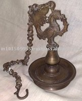 South Indian brass oil lamp buy at best prices on india Arts Palace