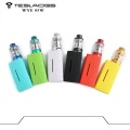 Tesla new products WYE 85w vape box mod with compact shape and preeminent inherent
