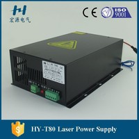 CO2 Laser Power supply generator 80W