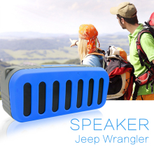 retro ultra cheap price waterproof portable wireless bluetooth speaker mini jeep shape speaker for mobile phone fm radio outdoor