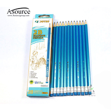 Pencil Supplies 7 Inch Student 2B Pencil Set
