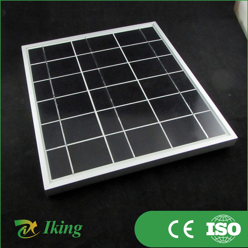 solar panel 30w 12v with high efficiency monocrystalline solar cell