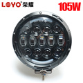 LOYO New 24v bright 105w led mechanics work lamp with bracket for heavy equipment offroad car