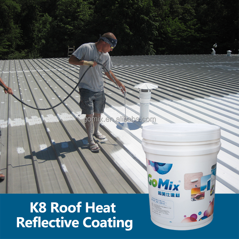 UV Resistant Excellent Adhesion K8 Foam Roof Coating