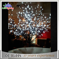 Led Cherry Blossom tree light /Garden decorative light tree/christmas cherry tree light
