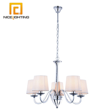 Hotel project light crystal indoor lights chandelier modern chandelier lampe