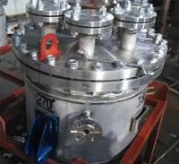 ASME quality stainless steel sanitary epoxy resin reactor