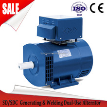 5kw-12kw SD/SDC series generating&welding dual-use machine alternator
