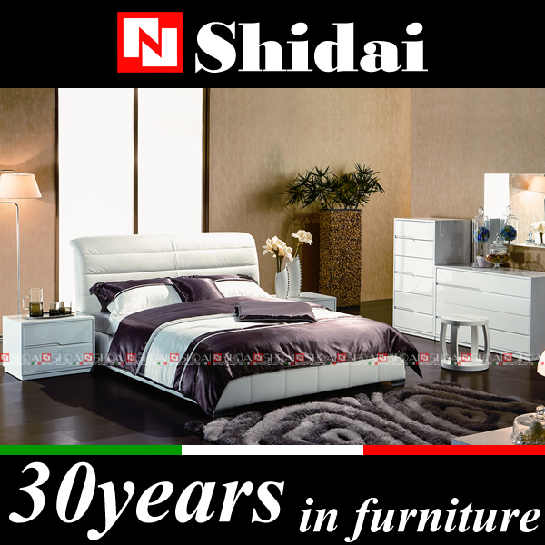B9012 Furniture bedroom sets round bed /used bedroom set / bedroom set new model